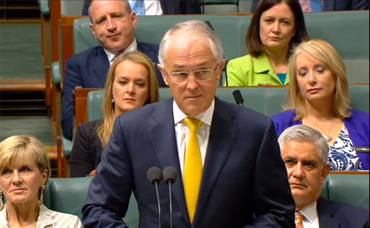 Il premier Turnbull: tra aborigeni e australiani uno «scarto inaccettabile»