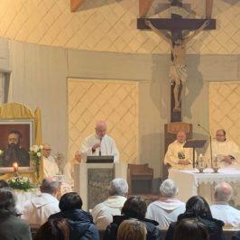 Col vescovo Spinillo a Ducenta la festa del beato Manna