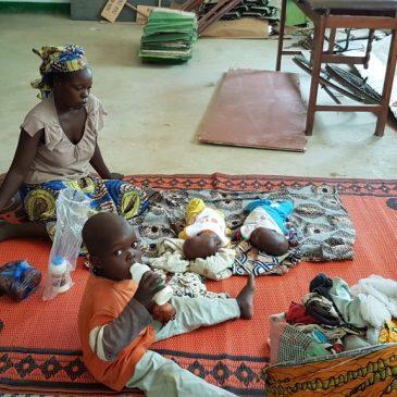 In fuga da Boko Haram: la rinascita di Marceline