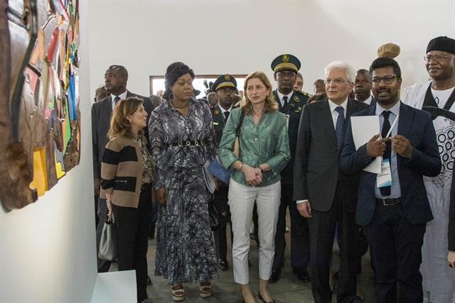 Mattarella al Coe in Camerun: «Qui il meglio dei nostri Paesi»