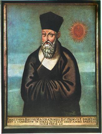 L'attualità di Matteo Ricci tra Roma e Pechino