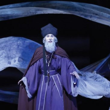 Matteo Ricci diventa un musical