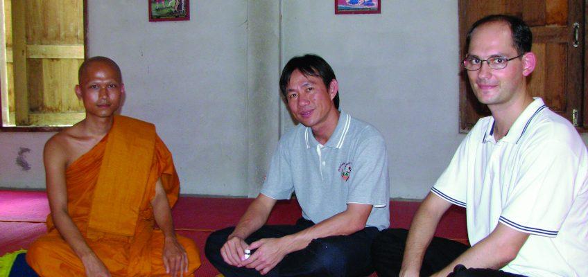 Il buddhismo vissuto dal di dentro