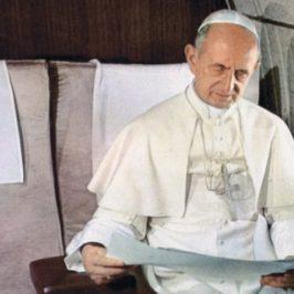 Quando Paolo VI andò a Teheran