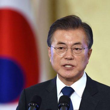 In Corea Moon non vince solo per il Coronavirus
