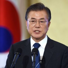 Dialogo in Corea, l'esame per Moon