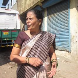 Capodanno negli slum di Mumbai