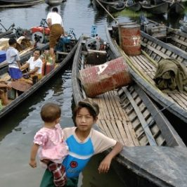 Myanmar e Pime, storia di un'amicizia