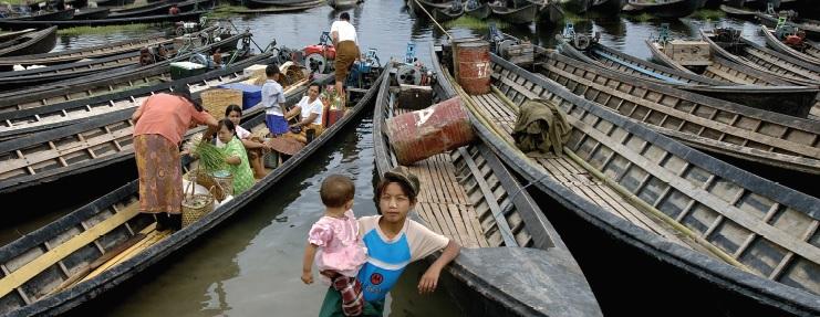 Pime e Myanmar storia di un'amicizia