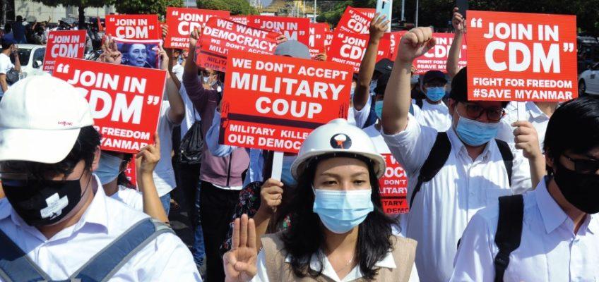 «Il Myanmar, l'Asia e il virus dell'autoritarismo»