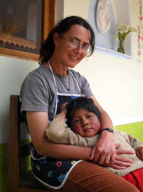 Quando Nadia, migrante coi migranti in Perù, raccontava la sua missione