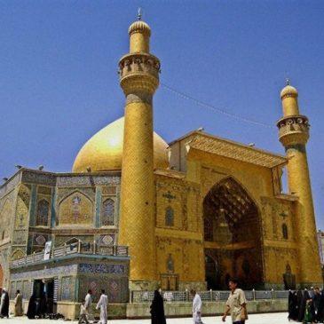 Il valore aggiunto della visita a Najaf