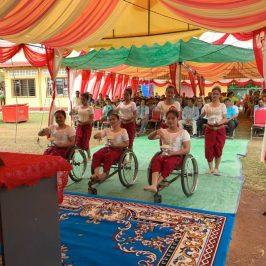 Il grazie della Cambogia a New Humanity