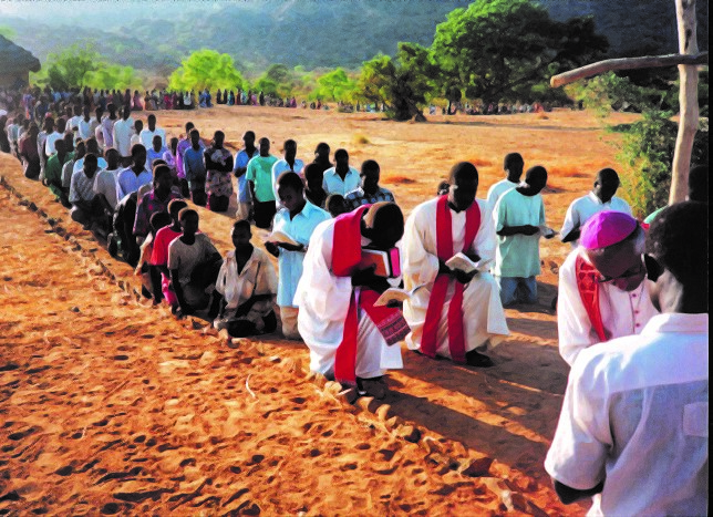 Montagne Nuba: spiragli di libertà religiosa