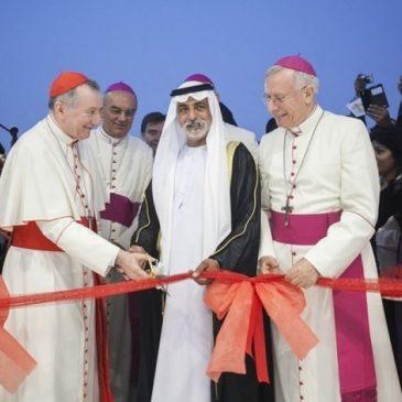 Il 30 dicembre la prima pietra di una nuova chiesa ad Abu Dhabi