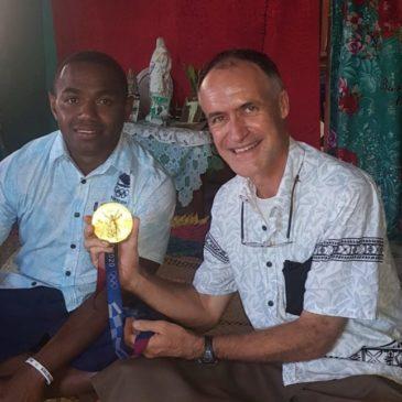 Fiji, il missionario e l'oro olimpico
