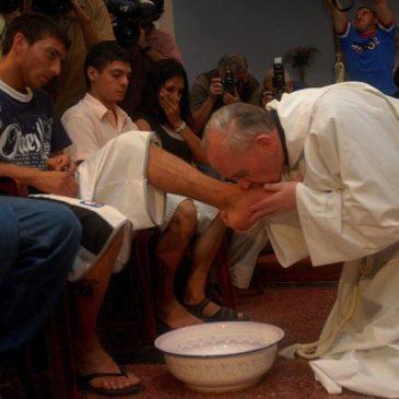 Francesco e il «corpo a corpo» della missione