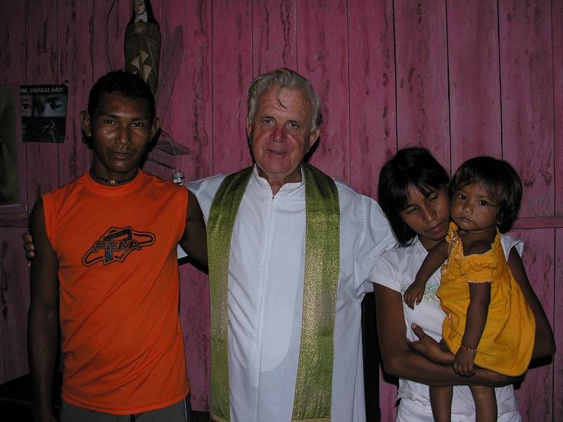 Maués, l'epopea missionaria del Pime