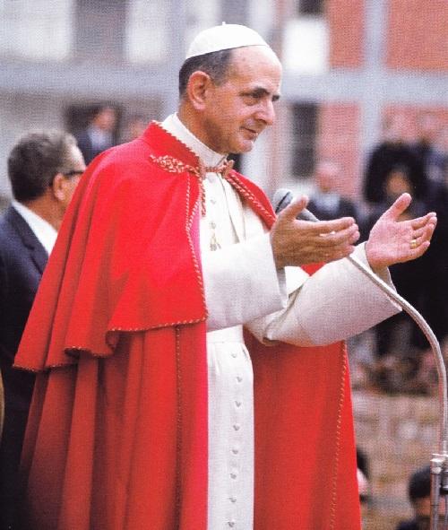 Quando Paolo VI disse: «Il Papa si fa missionario»