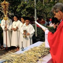 Nel mistero della Pasqua coi missionari del Pime