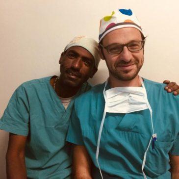 «Il mio ospedale nella guerra del Tigray»