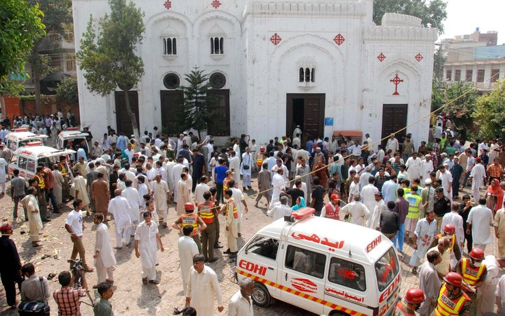 Pakistan, ancora un Natale difficile