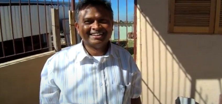 Padre Raju, il dono dell'India ai poveri del Brasile