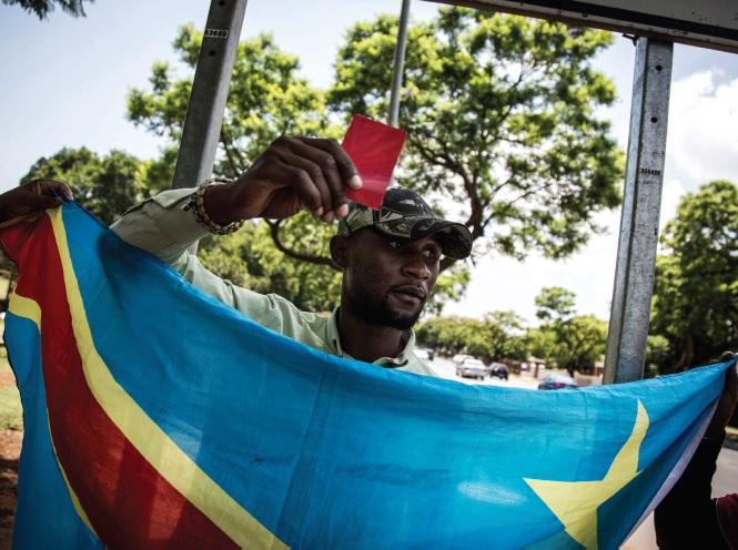 R. D. Congo: Chiesa e potere