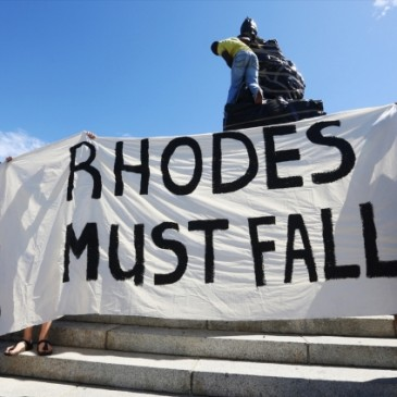 Il passato razzista torna ad agitare il Sudafrica