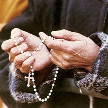 «Preghiere di riserva»