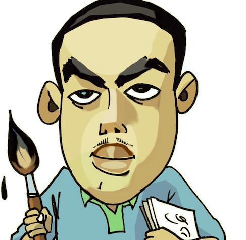 Sudan: la protesta a fumetti