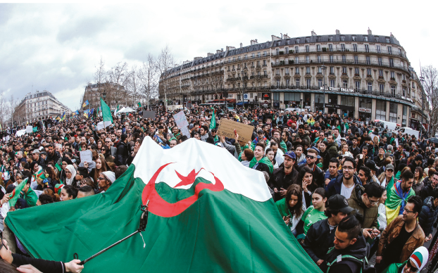 Algeria la grande scommessa