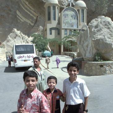Terra Santa d'Egitto