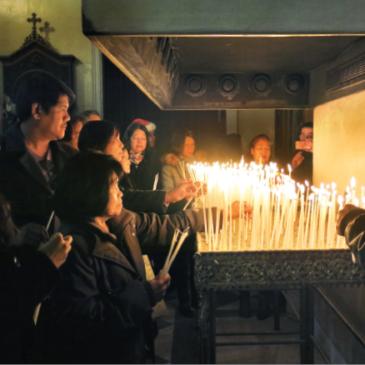 Grecia: la Chiesa salvata dai migranti