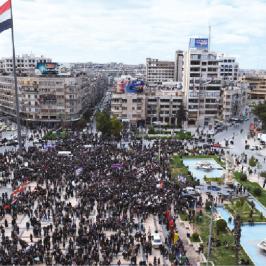 Aleppo oltre le macerie