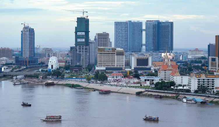 Il pioniere di Phnom Penh