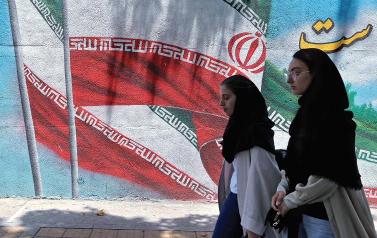 La lunga marcia delle iraniane