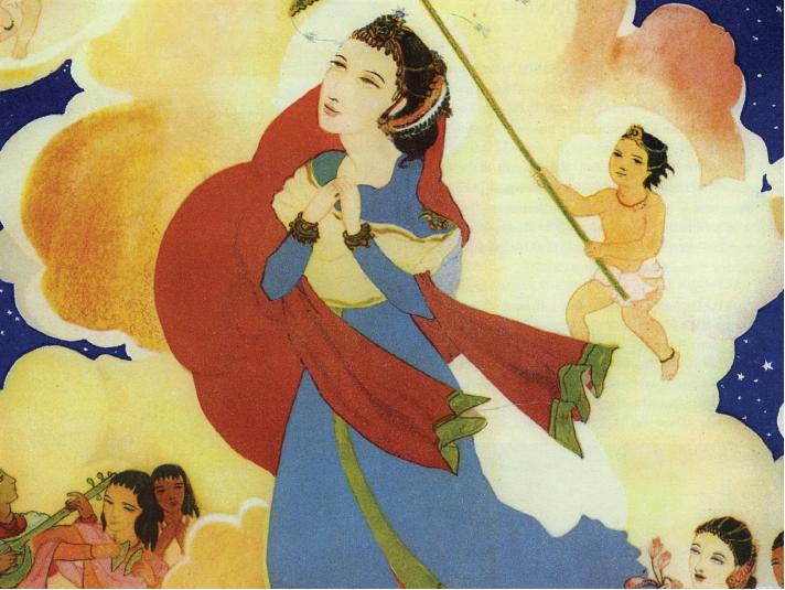 Il sari di Maria