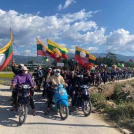 Myanmar, le minoranze etniche insieme alla piazza di Yangon