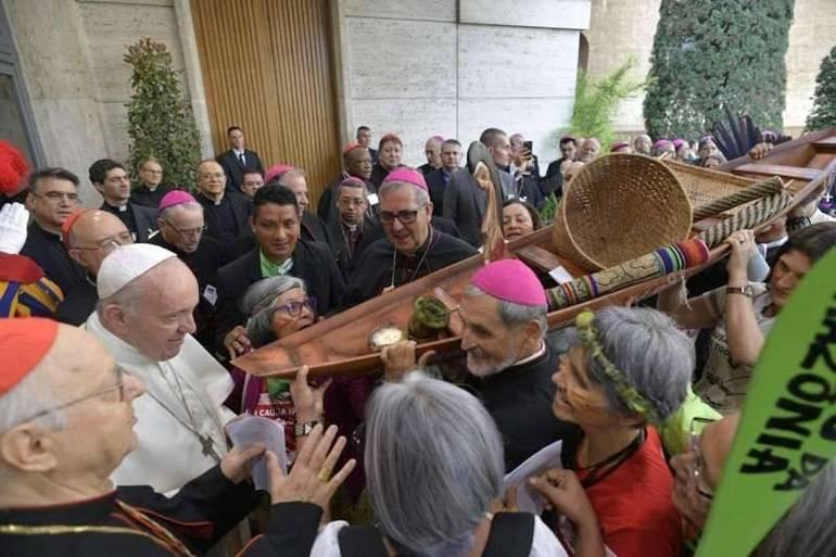 Una Conferenza ecclesiale per l'intera Amazzonia