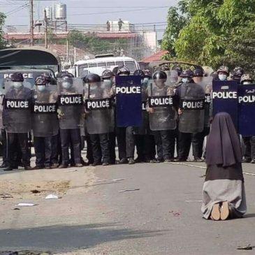 Myanmar e Hong Kong: popolo, resistenza e repressione