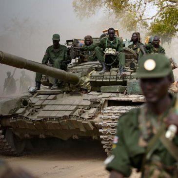 Sud Sudan: «L'unica cosa che non manca oggi sono le armi»