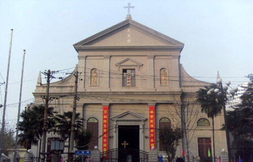 Col Papa la Pasqua di Wuhan