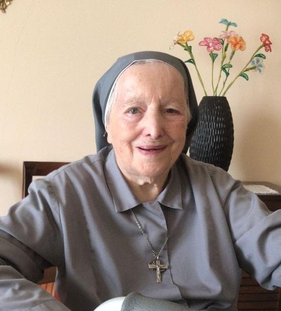 Missionarie dell'Immacolata, i 100 anni di suor Franca Nava