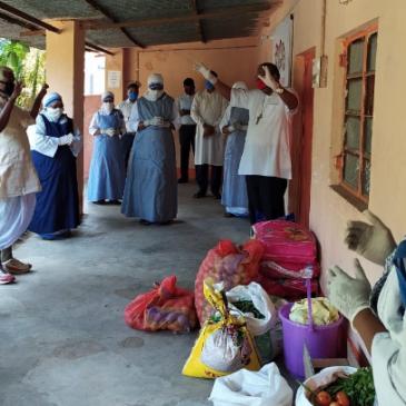 Col Coronavirus il Jharkhand riscopre le Missionarie della Carità