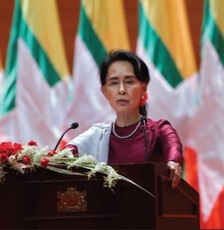 Aung San Suu Kyi riapre il fronte coi generali
