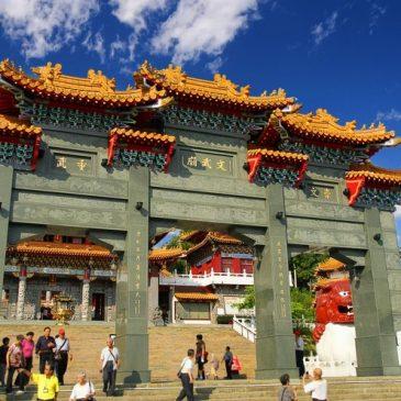 Pechino toglie ossigeno al turismo verso Taiwan