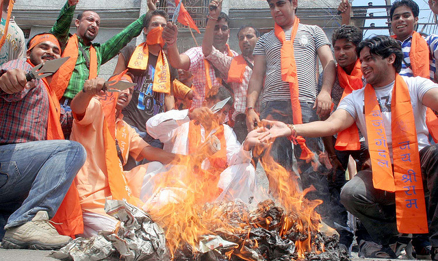 India: allerta estremismo indù