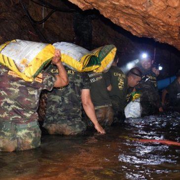 Thailandia, le crepe nascoste sotto l'epopea di Tham Luang