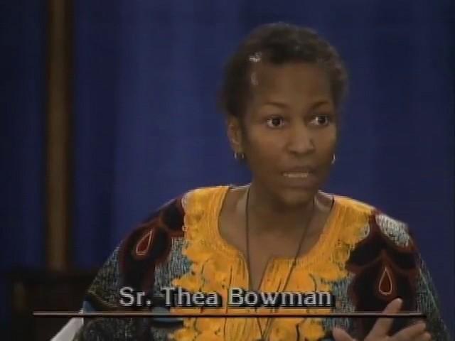 La suora che trent'anni fa diceva: «Black Lives Matter»